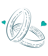 Service matrimonies blue